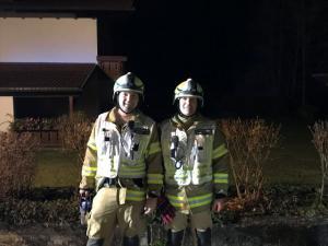 01.11.2017 Kaminbrand Zimmertal am Allerheiligentag