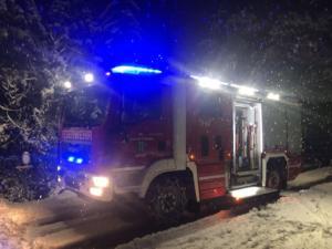 13.11.2019 - Einsatz Schnee