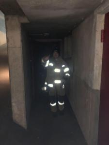 Übung Verpuffung im Keller