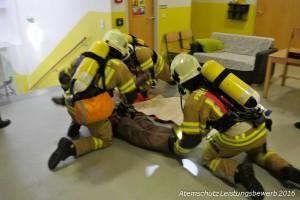 Atemschutz Leistungsbewerb 01.10.2016